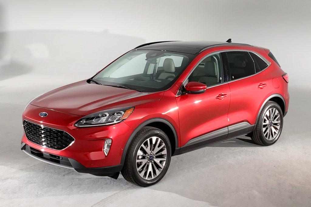 Ford Escape SE Sport hybride 2021