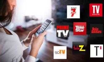 programme tv application