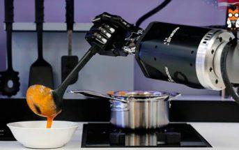 CES 2021 : Moley Robotics présente son nouveau robot de cuisine