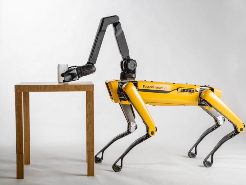 Spot le robot de Boston Dynamics