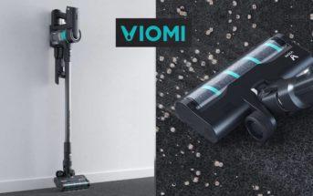 Code promo VIOMI A9 : l'aspirateur sans fil à 184€ (Envoi EU)
