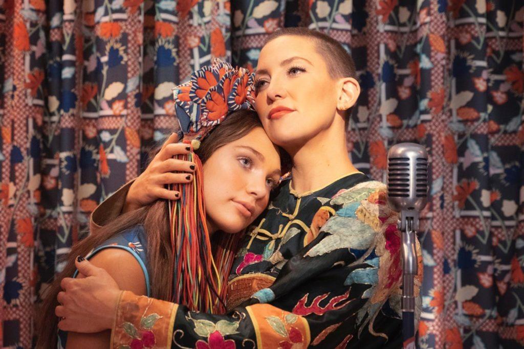Kate Hudson et Maddie Ziegler