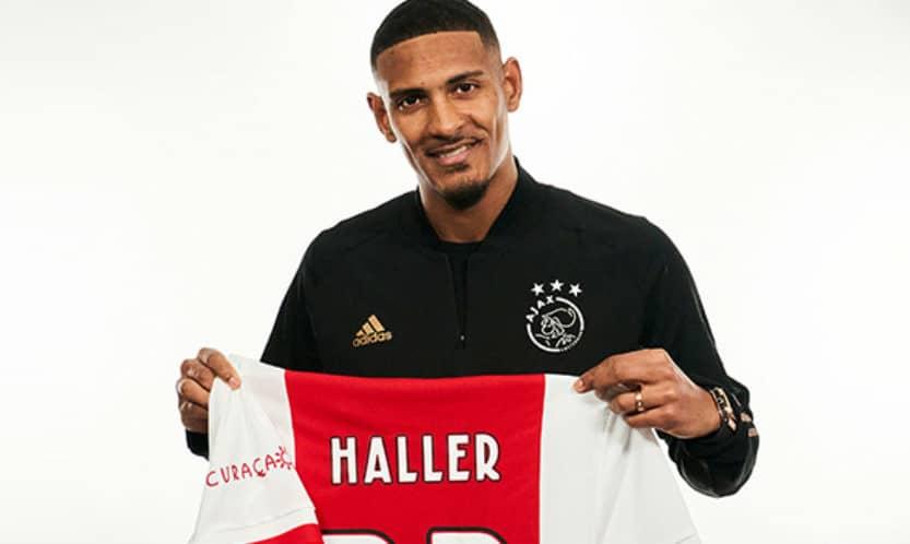 Sébastien Haller transfert Ajax