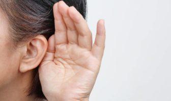 baisse de l'audition : perte auditive