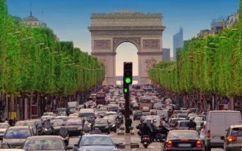 Quels sont les pires endroits pour circuler en voiture dans Paris ?