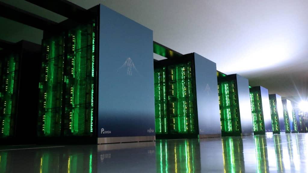 Fugaku super ordinateur japonais
