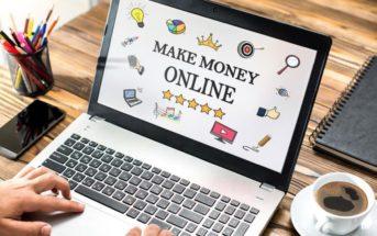 5 astuces pour gagner de l'argent sur Internet