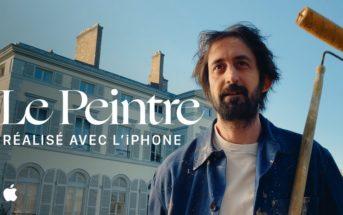 Le peintre : Apple sort un film comique tourné via iPhone 12 Pro