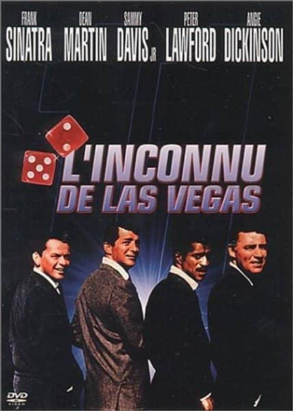 L'inconnu de Las Vegas : affiche du film
