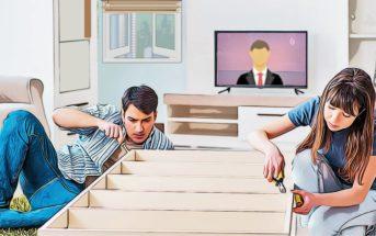 Locataire : 4 petits travaux pour personnaliser facilement votre logement