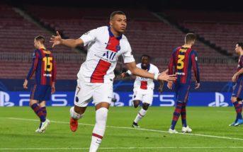 """""""Vous êtes pas contents ? Triplé !"""" La vidéo de Mbappé qui (re)fait le buzz après PSG-Barça"""