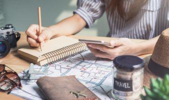 préparer un voyage à l'étranger