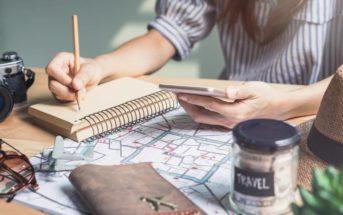5 étapes pour préparer un voyage à l'étranger