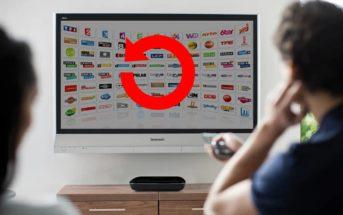 Programme télé d'hier soir : comment revoir un programme tv ?