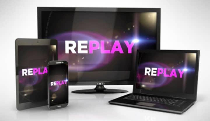 site de replay tv : rediffusion télé