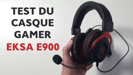 test Casque Gamer EKSA E900