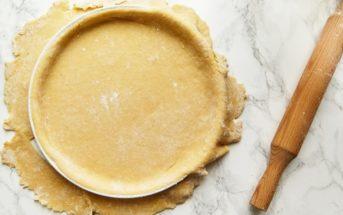 Cuisine légère : 3 recettes d'alternatives aux pâtes à tarte et à pizza