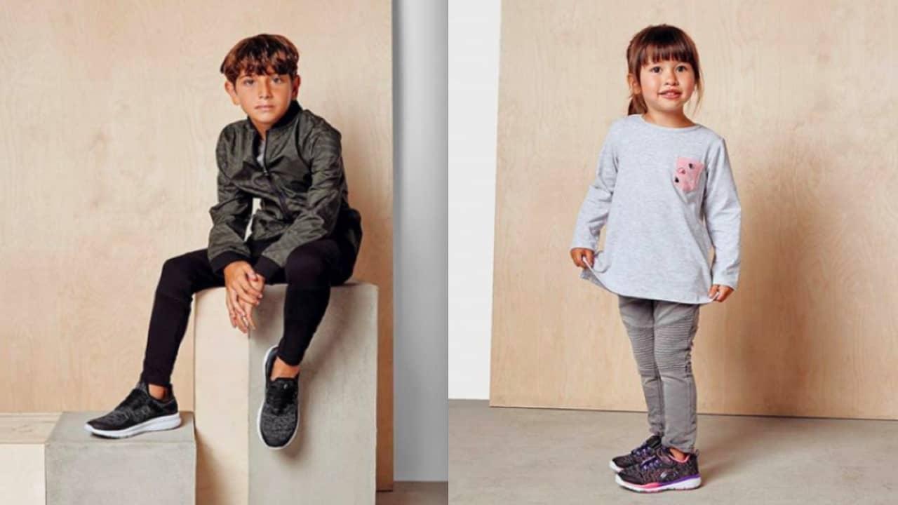 vêtements enfant mode et confort