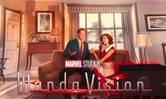 WandaVision de Marvel et Disney