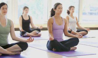 yoga femmes