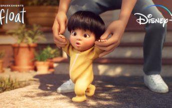 Float : un court-métrage émouvant de Pixar sur la tolérance
