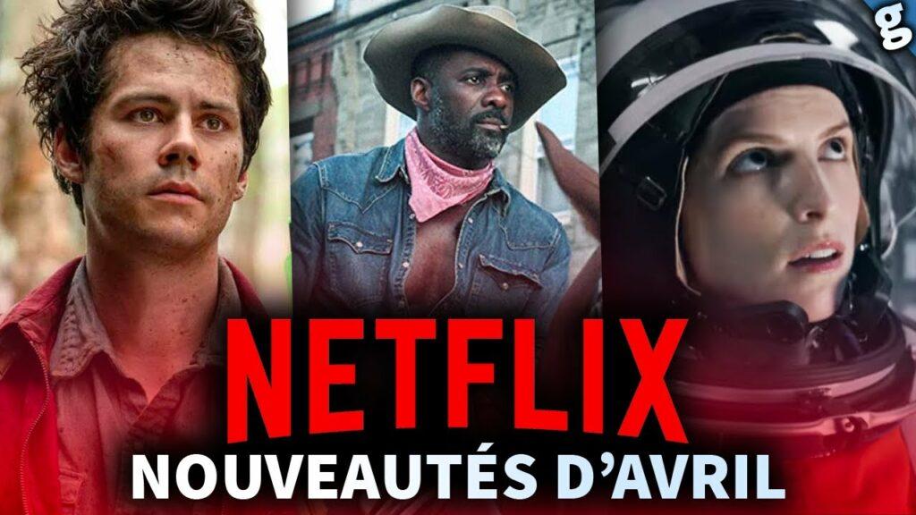 Sorties Netflix avril 2021 : top des séries et films à voir