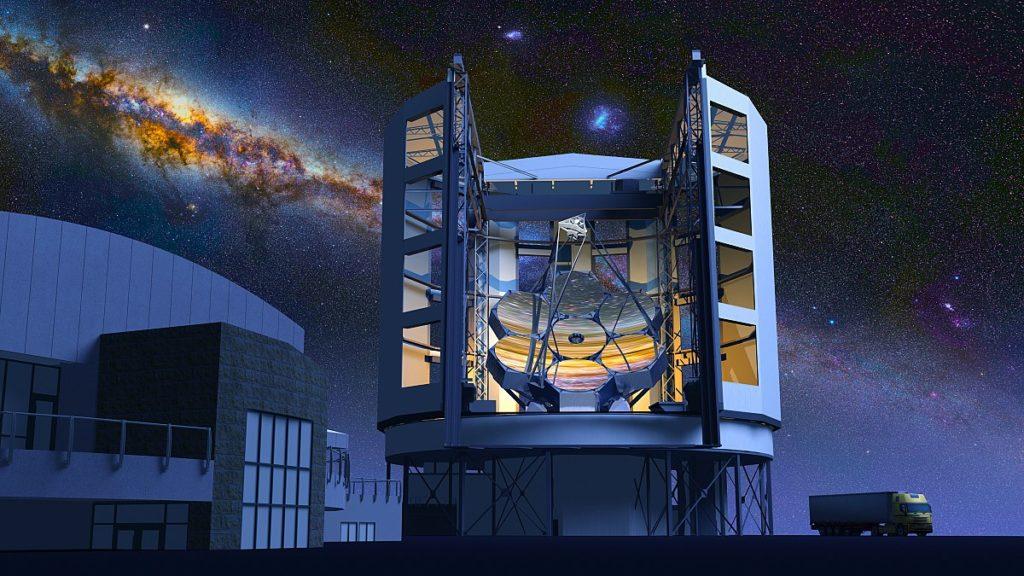 Giant Magellan Telescope (GMT)