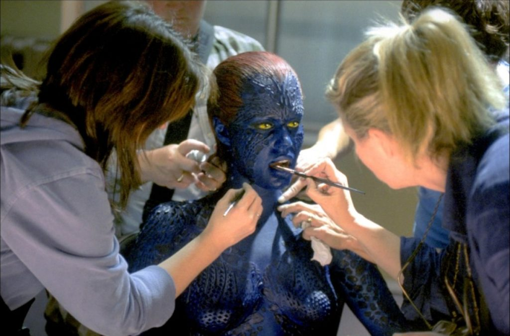 Jennifer Lawrence, Mystique dans X-men