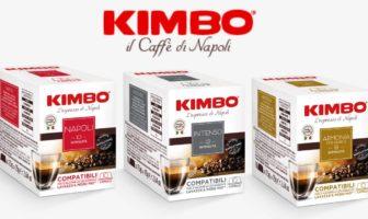 Kimbo - capsules compatibles Lavazza® A Modo Mio