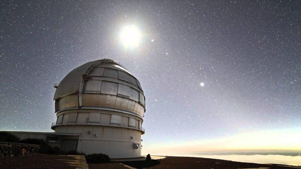 Le Gran Telescopio Canarias (GTC)