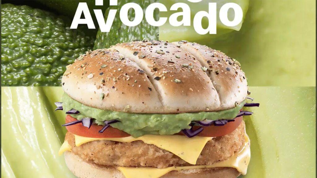 Musique de la pub Chicken Avocado McDo