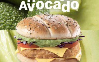 Musique de la pub Chicken Avocado McDo et recette inédite