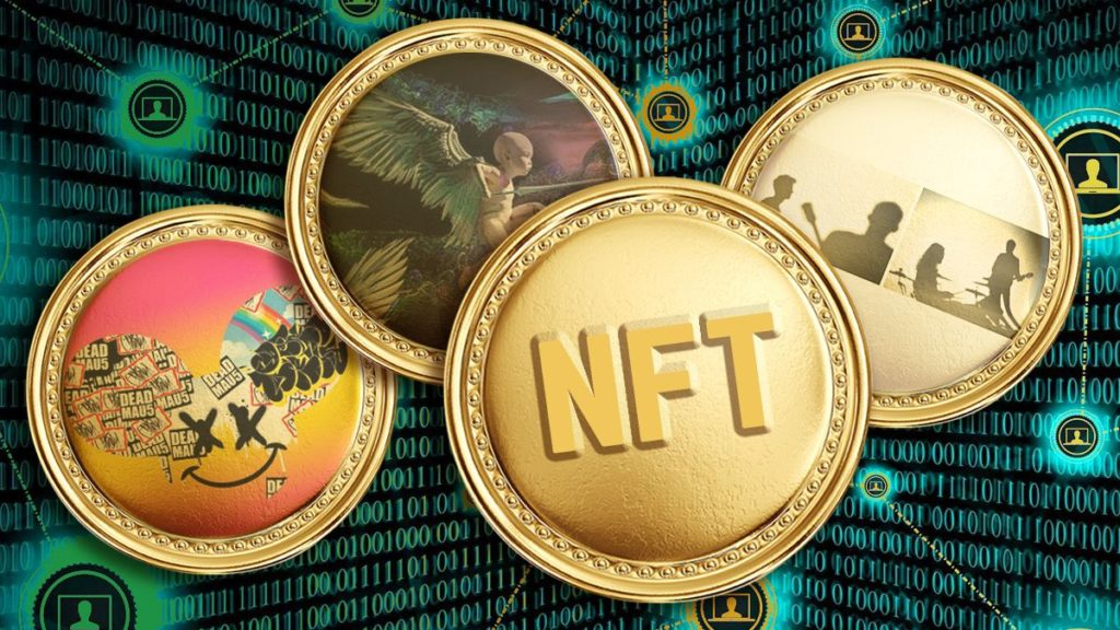 Tokens non fongibles NFT