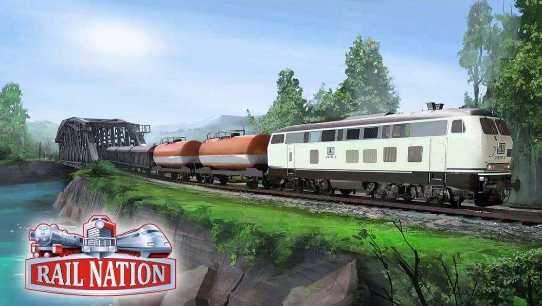 Rail Nation le meilleur jeu de train