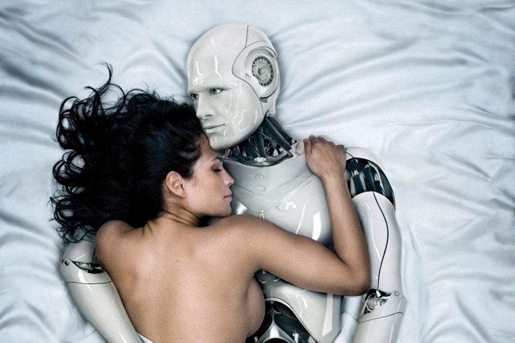 Rapports entre homme et humanoïde