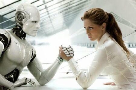Bras de fer entre IA et humain