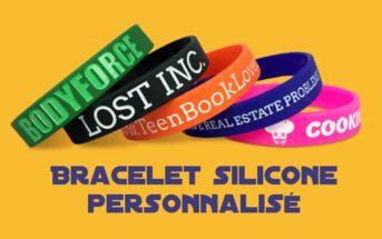 Bracelet silicone personnalisé : 5 avantages pour les entreprises