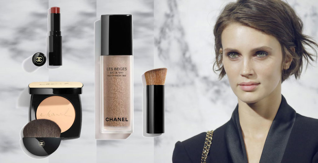 Marine Vacth égérie Chanel