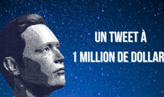 Le tweet à un million de dollars