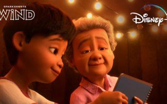 Wind : un court-métrage poignant de Pixar sur l'amour et le travail en équipe