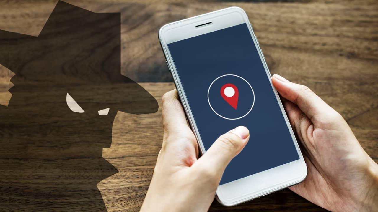 localiser un téléphone portable secrètement