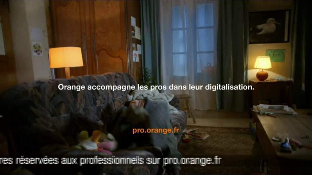 Pub Orange 2021 pros digitalisation