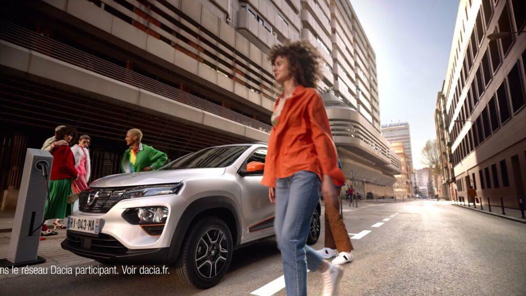 Musique de la pub Dacia Spring 2021