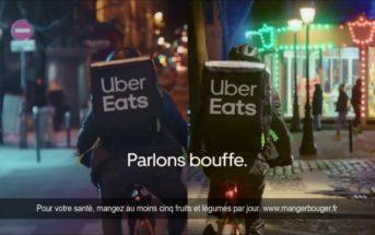 Break Dance Electric Boogie : Musique de la pub Uber Eats 2021