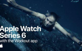 Dreams : musique électro pop de la pub Apple Watch 2021
