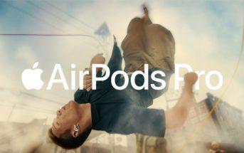 Fallin' Apart : Musique de la pub AirPods Pro 2021