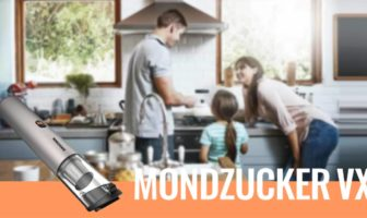 mondzucker vx : mini aspirateur a main