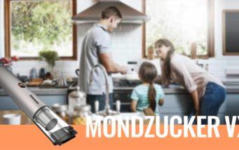 Mini aspirateur à main Mondzucker VX : test, avis et code promo