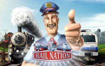 Rail Nation : avis sur le jeu de train en ligne gratuit