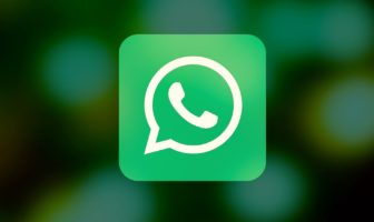 l'application de messagerie WhatsApp
